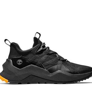 Timberland Women's Madbury Mixed-Media Sneakers Black Mesh W Black