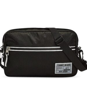 Tommy Hilfiger Surplus Logo Crossbody Bag Black