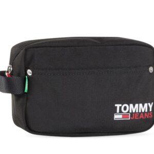 Tommy Hilfiger Recycled Washbag Black