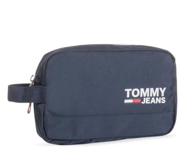Tommy Hilfiger Recycled Washbag Twilight Navy