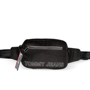 Tommy Hilfiger Convertible Crossover Bag Black