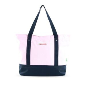 Tommy Hilfiger Repeat Logo Tape Tote Romantic Pink