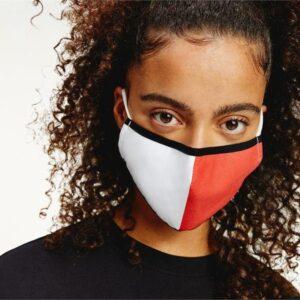 Tommy Hilfiger Flag Face Mask Corporate