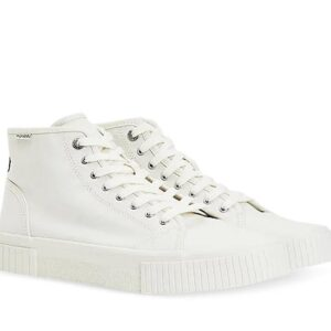Tommy Hilfiger Mens Organic Cotton Sneaker Ivory
