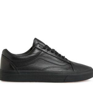 Vans Old Skool Leather Black