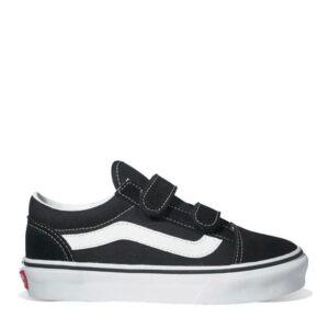 Vans Kids Old Skool Velcro Black