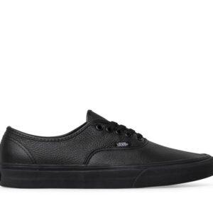 Vans Authentic (Leather) Black