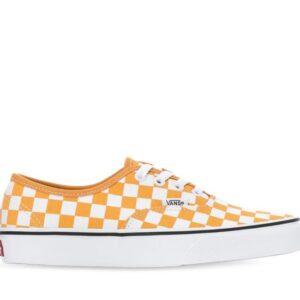 Vans Authentic Checkerboard Golden Nugget