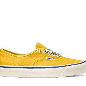 Vans ANAHEIM FACTORY AUTHENTIC 44 DX (Anaheim Factory) Og Yellow
