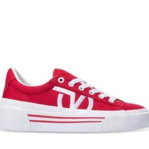 Vans CANVAS SID NI (Canvas) Racing Red