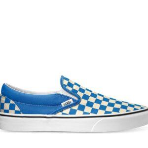 Vans Classic Slip-On Checkerboard Nebulas Blue