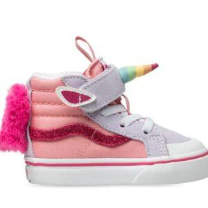 Vans Toddler SK8-Hi Reissue 138 (Unicorn) Pink Icing