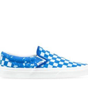Vans CLASSIC SLIP-ON SOLAR FLORAL TRUE BLUE (Solar Floral) True Blue