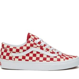 Vans Style 36 Checkerboard Racing Red