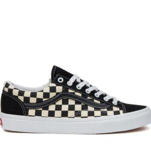 Vans Style 36 Checkerboard Black
