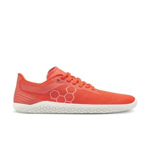 Vivobarefoot Geo Racer - Womens Running Shoes - Molten Lava