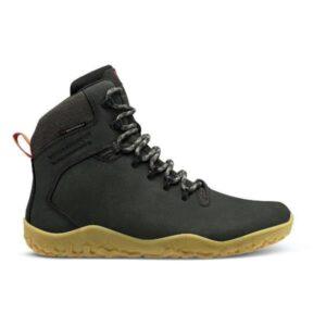 Vivobarefoot Tracker 2.0 FG - Mens Hiking Shoes - Obsidian