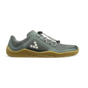 Vivobarefoot Primus Trail 2.0 FG - Womens Trail Running Shoes - Sea Green