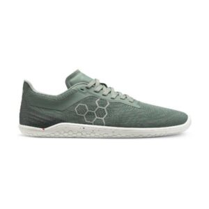 Vivobarefoot Geo Racer 2.0 - Mens Running Shoes - Sea Green