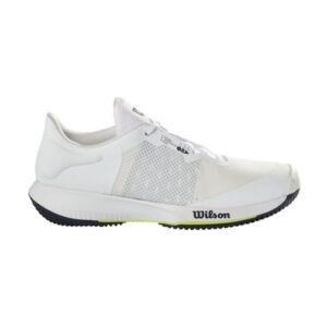 Wilson Kaos Swift AC Mens Tennis Shoes - White/Outer Space