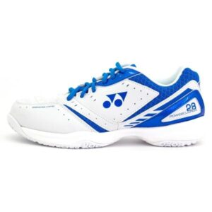 Yonex Power Cushion 28 Mens Indoor Court Shoes - White/Blue
