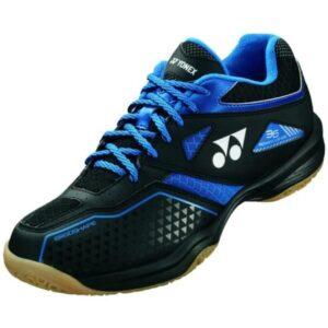 Yonex Power Cushion 36 Mens Indoor Court Shoes - Black/Blue