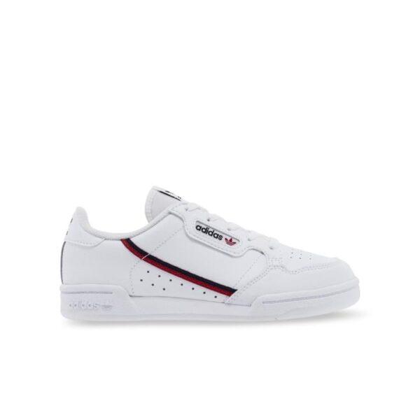 Adidas Adidas Kids Youth Continental 80 Ftwr White
