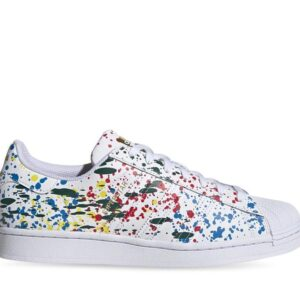 Adidas Adidas Superstar Splatter Ftwr White