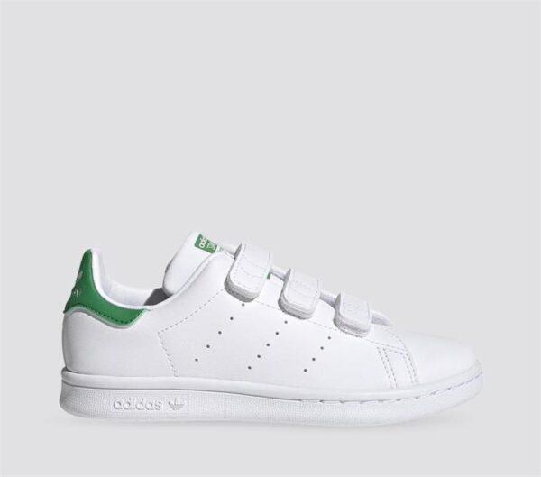 Adidas Adidas Kids Stan Smith Sustainable Ftwr White