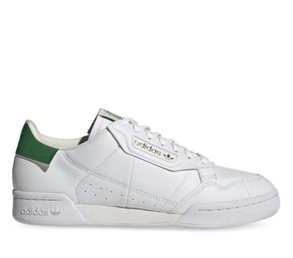 Adidas Adidas Continental 80 Sustainable Ftwr White
