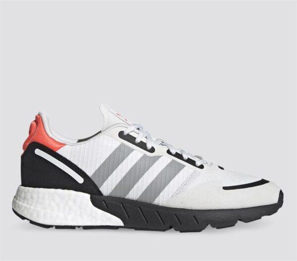 Adidas Adidas Mens ZX 1K Boost Crystal White