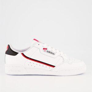 Adidas Adidas Mens Continental 80 Ftwr White