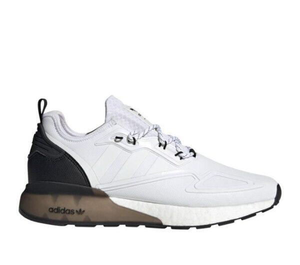 Adidas Adidas Mens ZX 2K Boost Ftwr White
