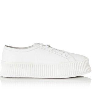 Alias Mae Alias Mae Womens Adelaide Sneaker White Nappa Leather