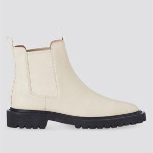 Alias Mae Alias Mae Womens Hunter Boot Bone Leather