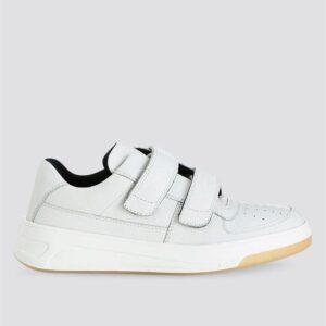 Alias Mae Alias Mae Womens Kyoto Sneaker Bone Leather