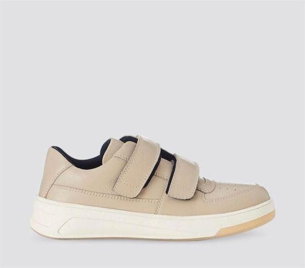 Alias Mae Alias Mae Womens Kyoto Sneaker Natural Leather