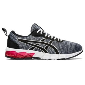 Asics Gel Quantum 90 2 Street - Mens Sneakers - Piedmont Grey/Classic Red