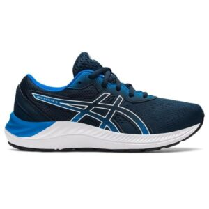 Asics Gel Excite 8 GS - Kids Running Shoes - French Blue/White