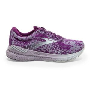 Brooks Adrenaline GTS 21 - Womens Running Shoes - Wood Violet/Lavender/Blue