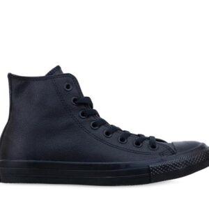 Converse Converse CT All Star Leather Hi Black Mono