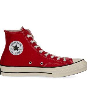 Converse Converse Chuck 70 Hi Enamel Red