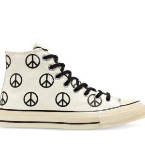 Converse Converse Chuck 70 High Unleash Peace White