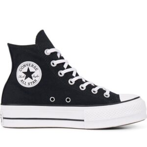 Converse Converse Womens CT All Star Lift Hi Black