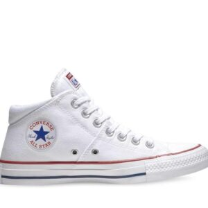 Converse Converse Womens Chuck Taylor All Star Madison Mid White