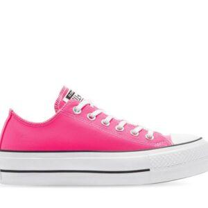 Converse Converse Chuck Taylor All Star Lift Lo Hyper Pink