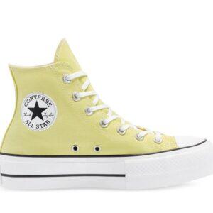 Converse Converse Womens Chuck Taylor All Star Lift Hi Zitron