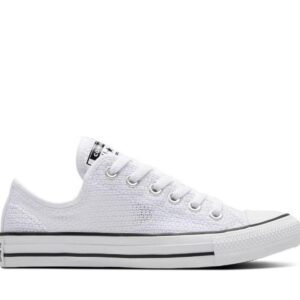 Converse Converse Womens Chuck Taylor All Star Low White