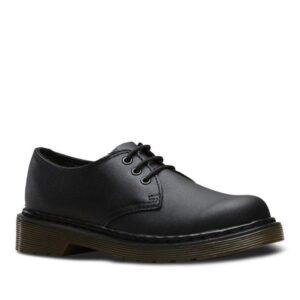 Dr Martens Dr Martens Junior 1461 Black Softy T