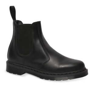 Dr Martens Dr Martens 2976 Mono Smooth Chelsea Boot Black